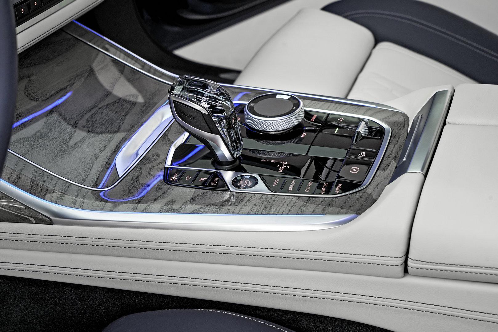 BMW X7 – iDrive