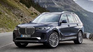 BMW X7: iNEXT-Design trifft auf neues Cockpit mit Sprachassistent