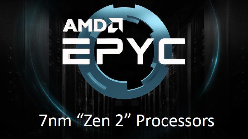 Prozessorgerüchte: AMD Zen 2 mit 13 Prozent mehr IPC als Zen+