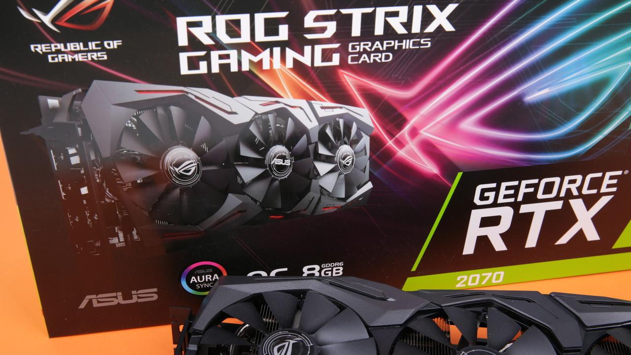 Asus GeForce RTX 2070 Strix OC im Test - ComputerBase