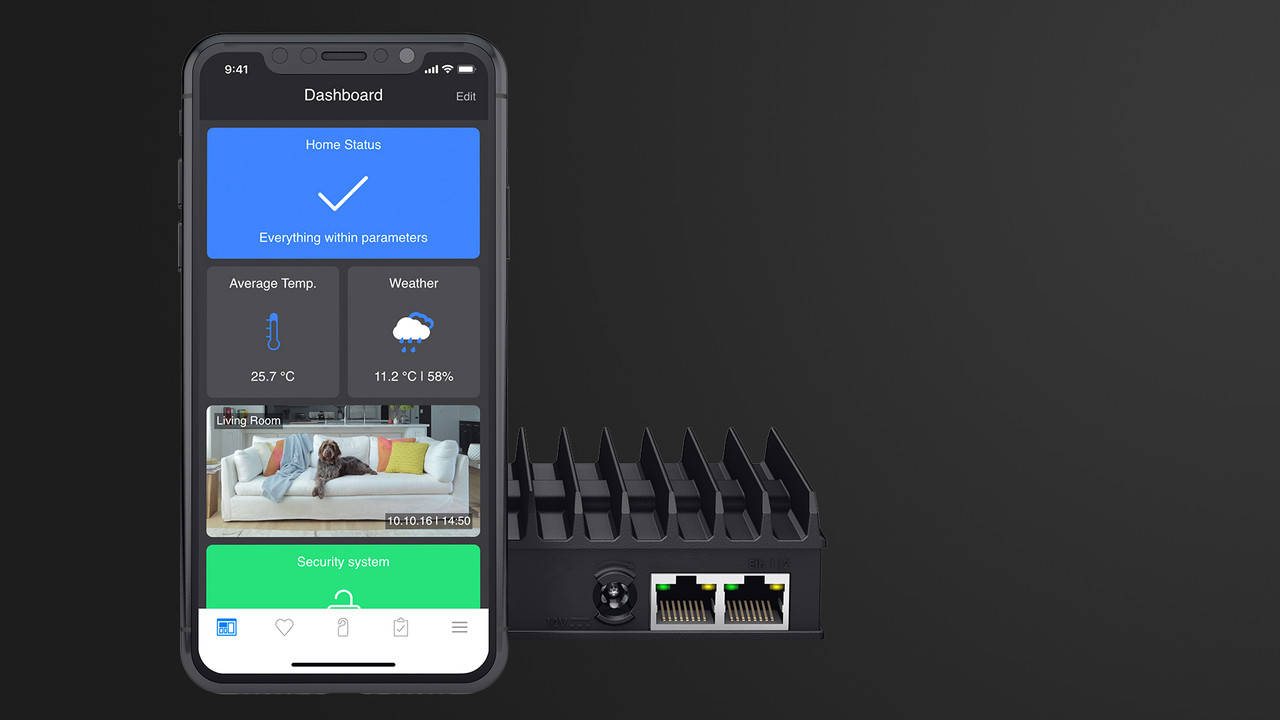 Smart Home: Sarah² verbindet KNX, Philips Hue & Homematic ohne Cloud