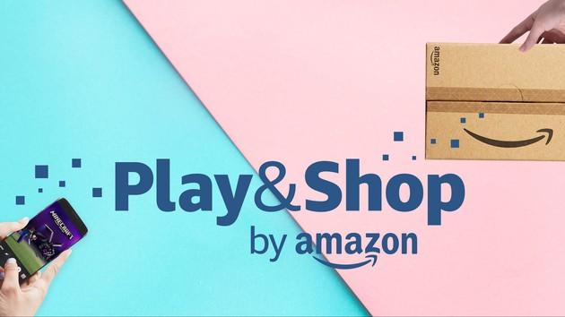 Amazon Play & Shop: 10 Prozent Rabatt als Guthaben beim App-Kauf