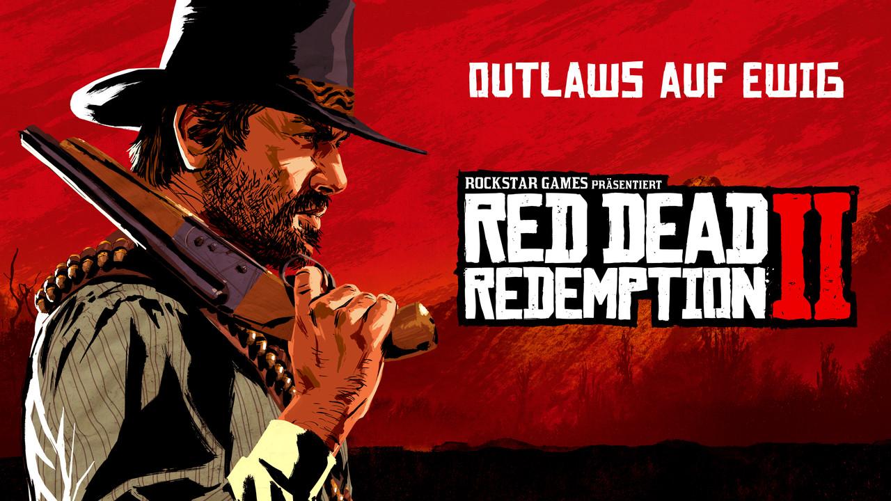 Red Dead Redemption 2: Launch-Trailer stimmt auf kommenden Release ein