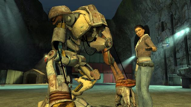 Valve-Klassiker: Half-Life 2, Portal und Co mit mehr Pixeln auf Xbox One X