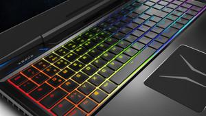 Mit mechanischer Tastatur: Gaming-Notebook Medion Erazer X6805 für 1.499 Euro