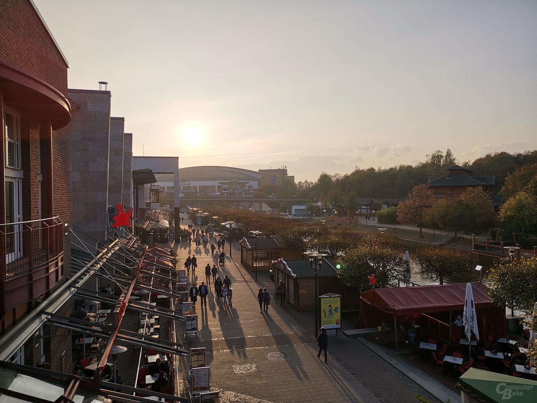 Huawei Mate 20 Pro im Test – Tageslicht