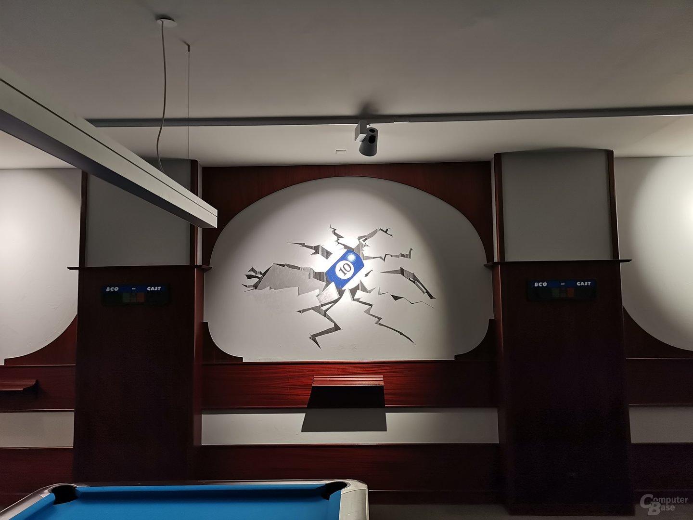 Huawei Mate 20 Pro im Test – Kunstlicht