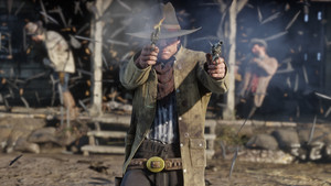 Red Dead Redemption 2: MediaMarkt listet PC-Version für 2019