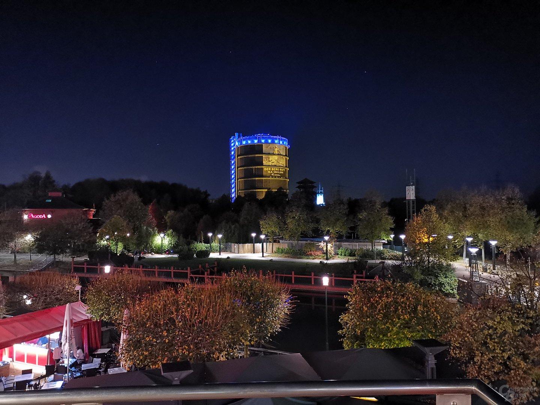 Huawei Mate 20 Pro - Nachtaufnahme