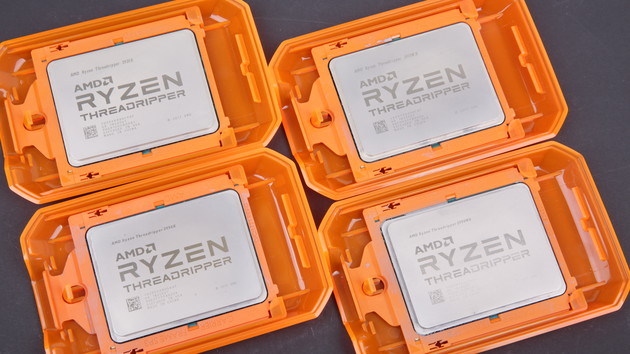 Ryzen Threadripper 2000 im Test: 2990WX, 2970WX, 2950X und 2920X im Vergleich