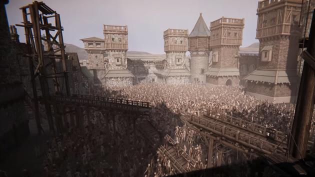 The Black Masses: Trailer zeigt Koop gegen 6.000 Zombies