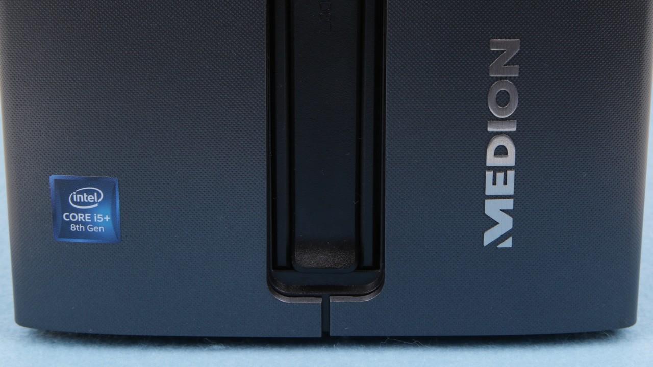Medion Akoya P62020 im Test: Leiser Aldi-PC mit der Lizenz zum Gaming-PC