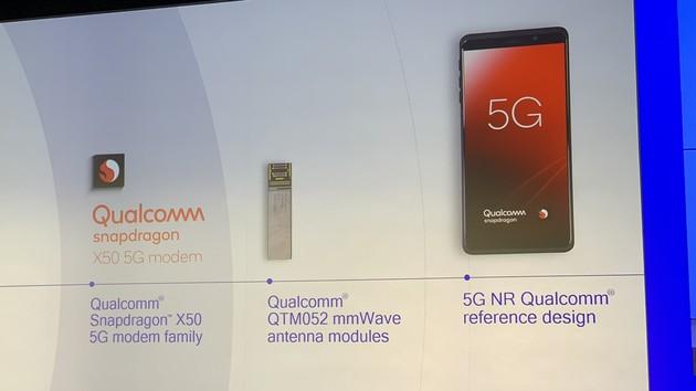 Qualcomm: 5G-Referenzdesign nicht mehr größer als ein Smartphone