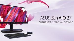 Asus: AiO-Desktop mit Qi-Ladestation im Fuß