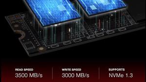 SX8200 Pro: Adatas schnellste SSD schafft 3.500 MB/s und 390.000 IOPS