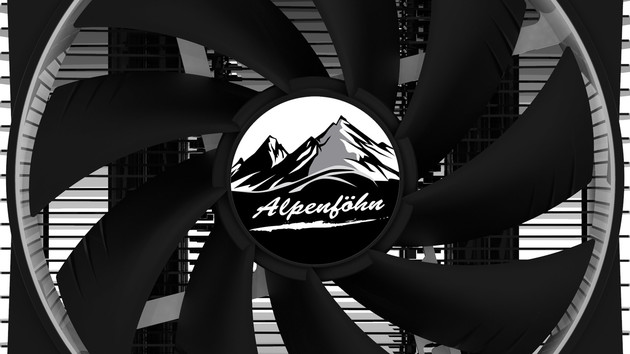 Alpenföhn: Threadripper-Edition des Matterhorn-Luftkühlers