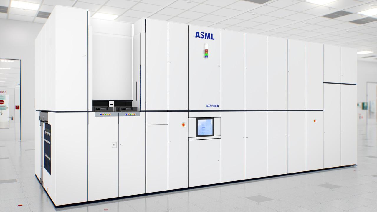ASML/Imec: Forschung an 3-nm-Chips mit neuen EUV-Scannern