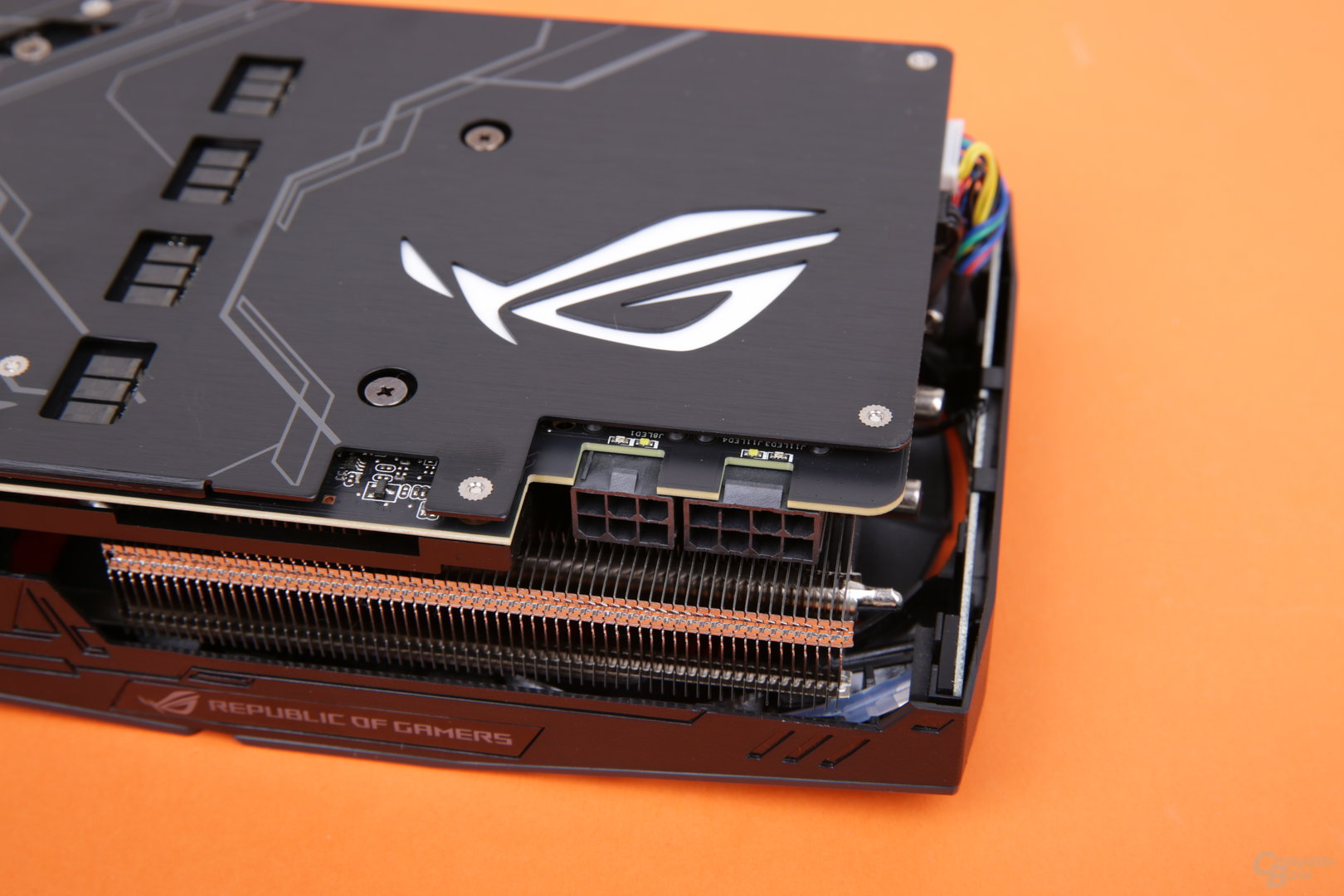 Asus GeForce RTX 2070 Strix OC im Test - ComputerBase