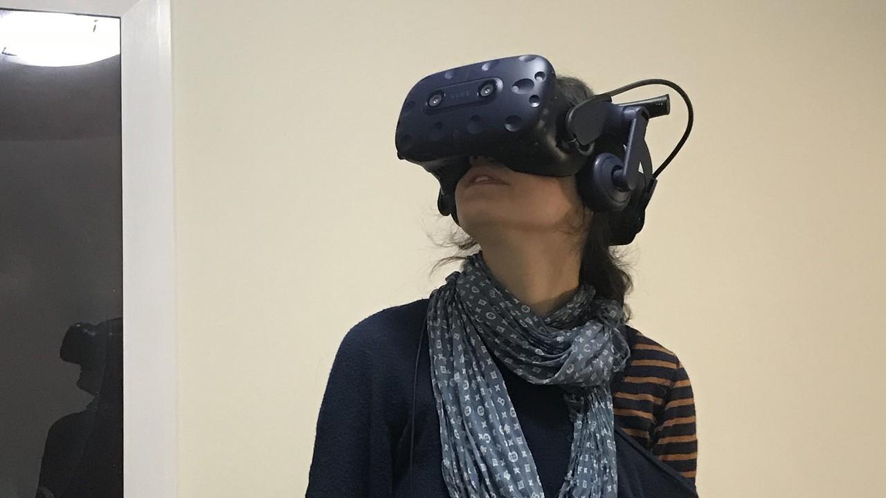 Vive Wireless Adapter: High-End-VR wie mit Kabel, nur noch teurer