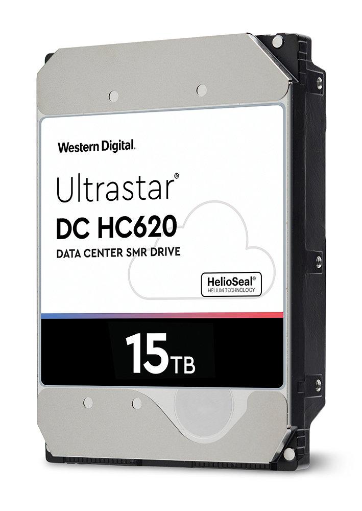 Western Digital Ultrastar DC HC620 mit 15 TB