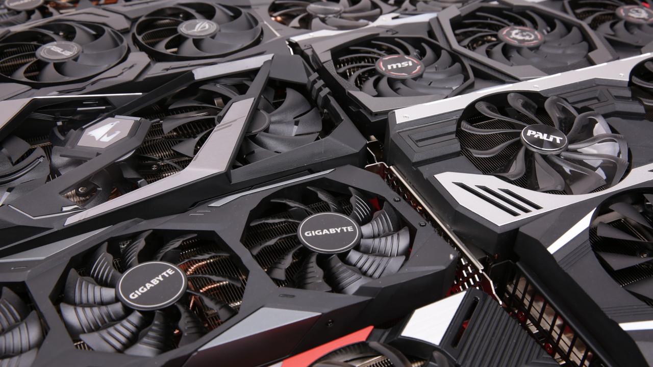 GeForce RTX 2080 im Test: 11 Custom Designs im Benchmark-Vergleich