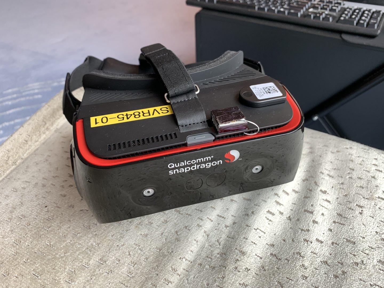 Snapdragon VR DevKit mit WLAN-ad
