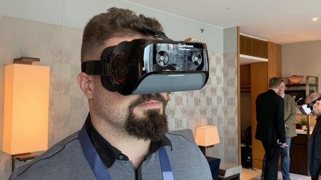 Boundless XR via 5G: Qualcomm rendert VR parallel auf HMD und in der Cloud
