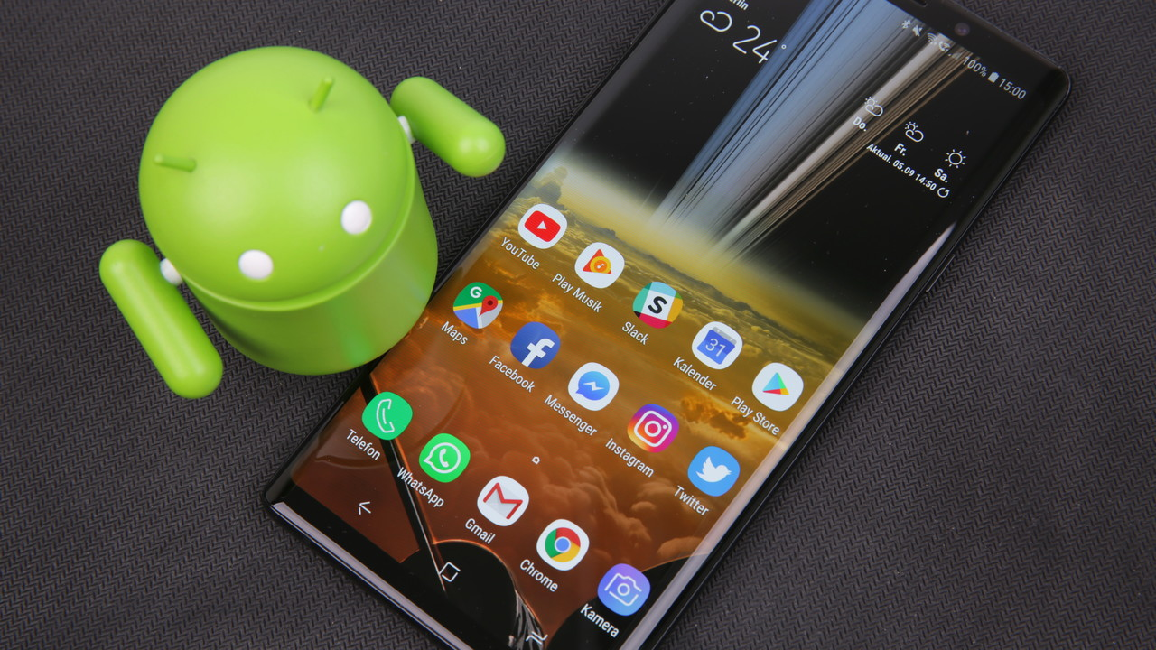 Android: Google fordert von OEMs zwei Jahre lang Patches