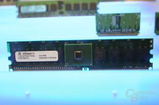 FB-DIMM-Muster von Infineon