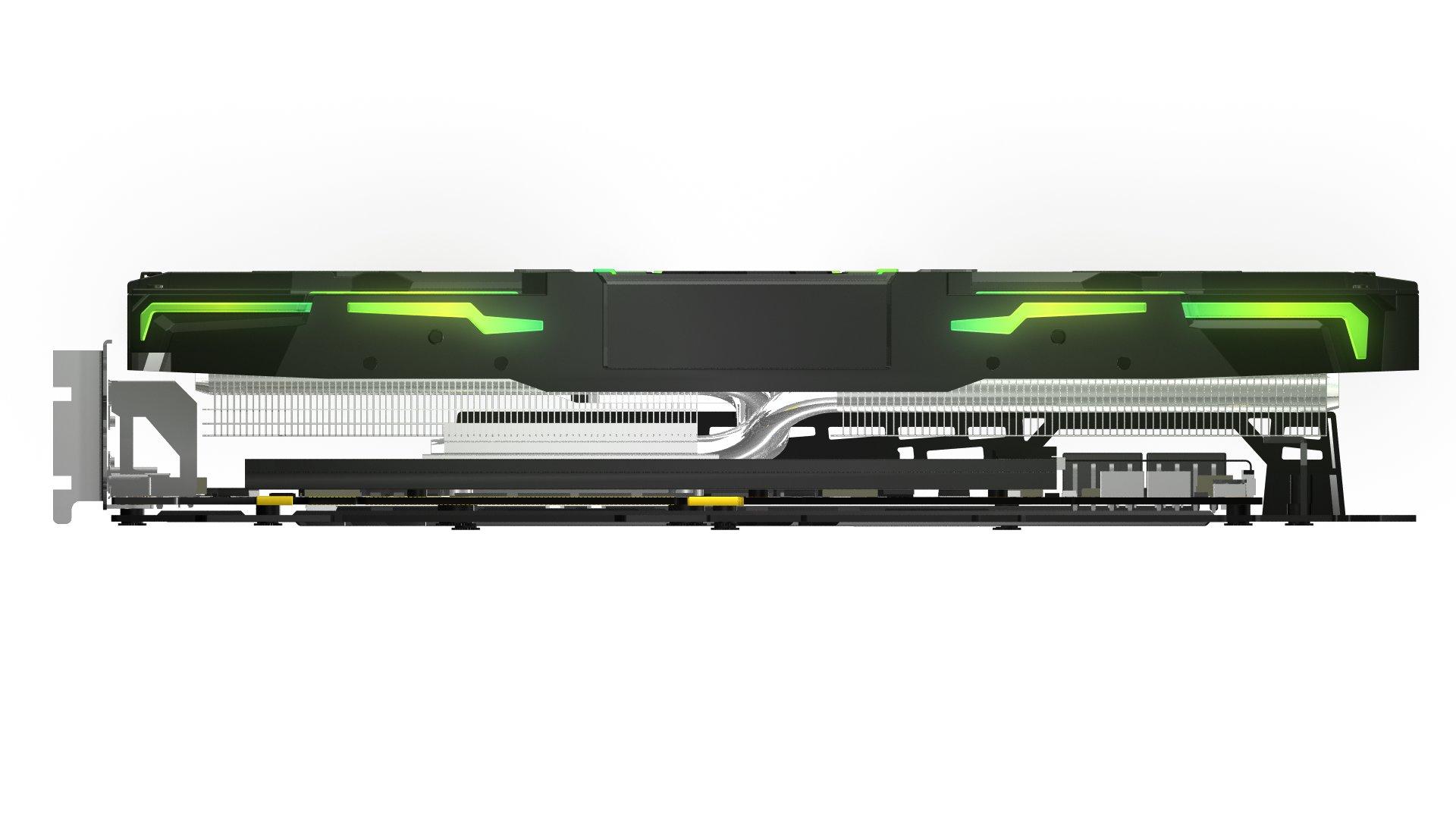 Inno3D iChill-X3-Kühler für GeForce RTX