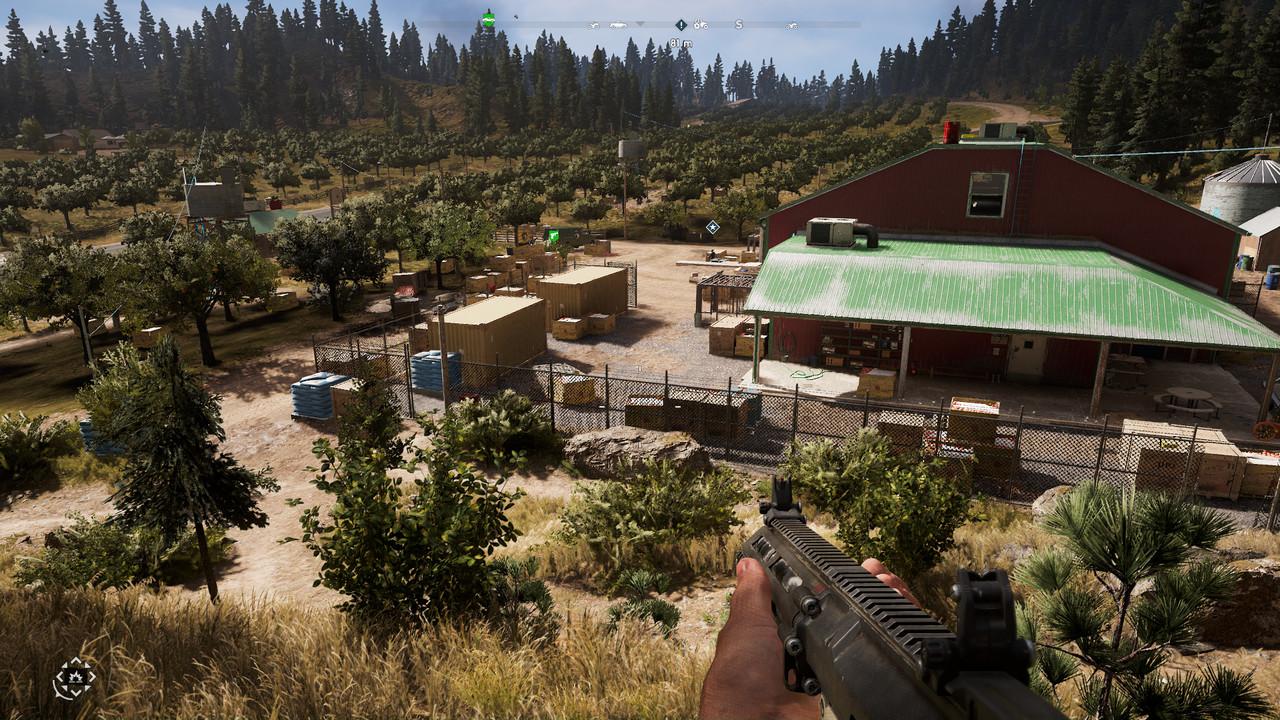 GeForce 416.64: Hotfix-Grafiktreiber gegen Bildflackern in Far Cry 5