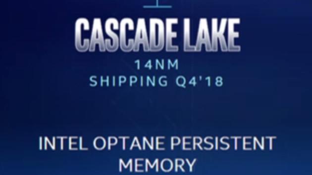 Intel Xeon: Cascade Lake-SP erstmals in Benchmarks aufgetaucht