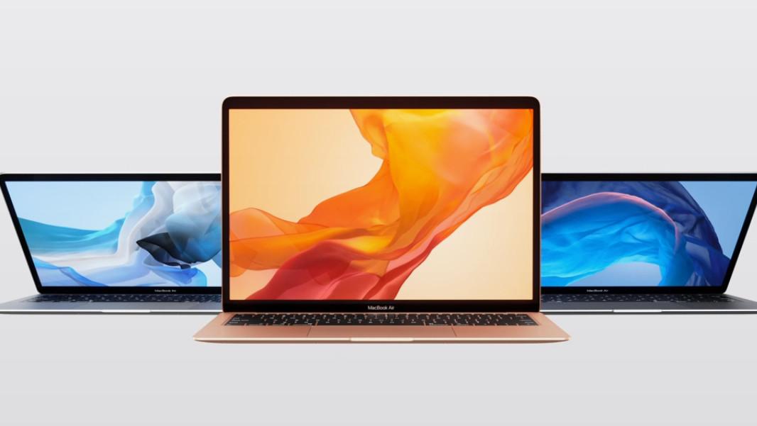 Apple: Das MacBook Air ist mit Retina Display zurück