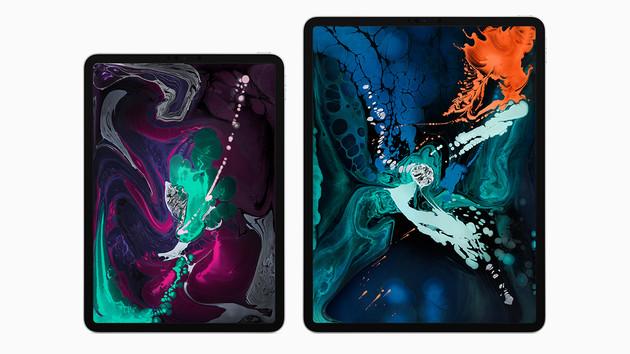 Apple: Neue iPad Pro haben runde Ecken, Face ID und USB Typ C