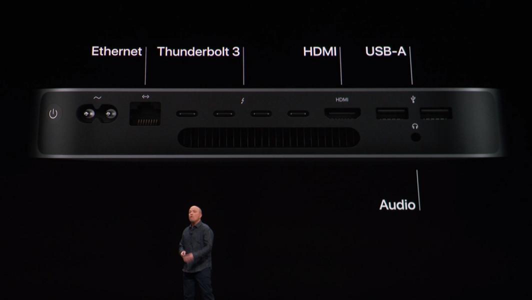 Nach 4 Jahren: Apples Mac Mini erhält bis zu 6 Kerne, 2 TB SSD und 10 GbE