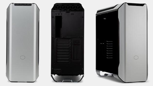 Cooler Master SL600M: Silent Gehäuse verzichtet auf Dämmung