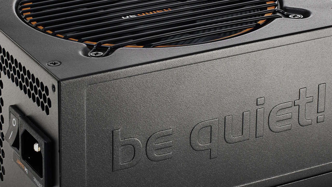 be quiet!: Pure-Power-11-Netzteile bekommen 80Plus Gold