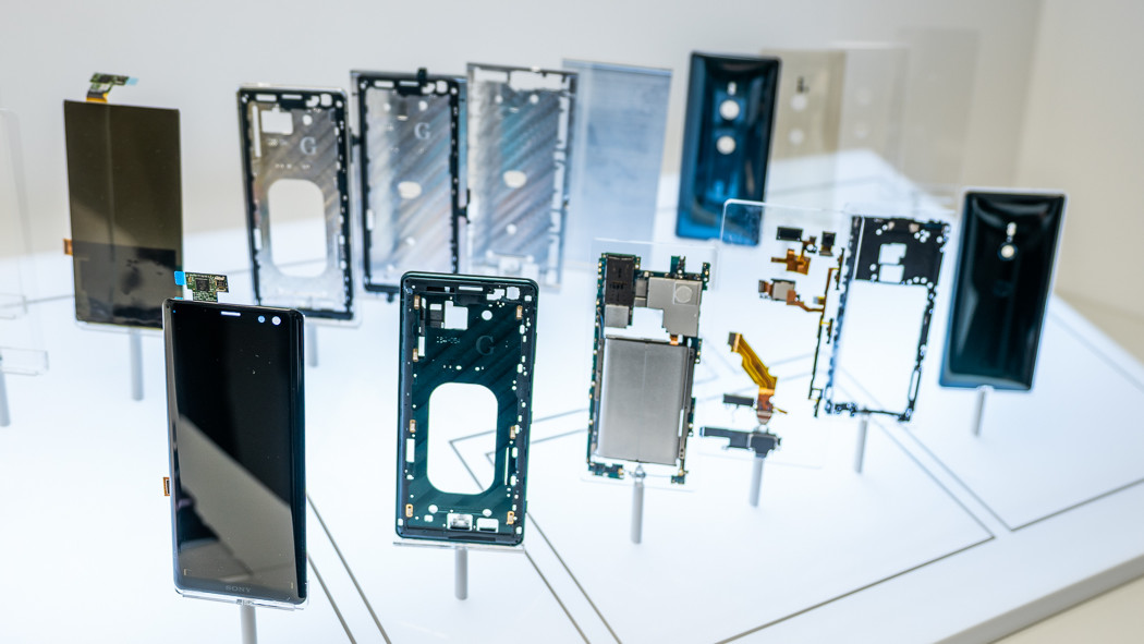 Quartalszahlen: Sony verkauft nur noch 1,6Millionen Smartphones