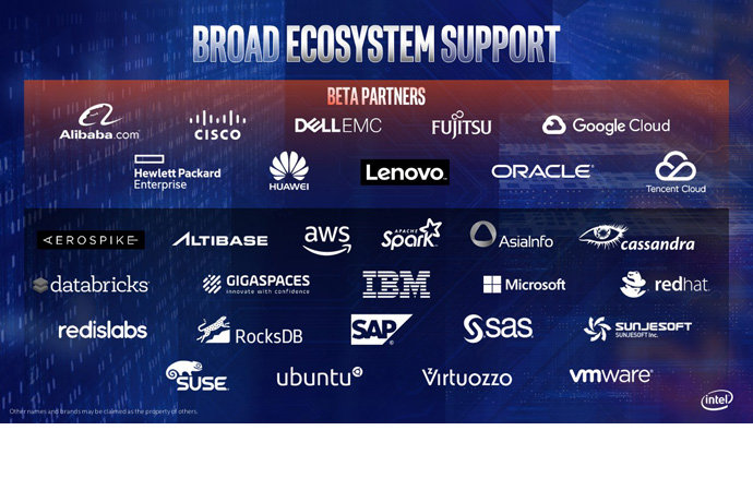 Intels Partner beim Beta-Programm
