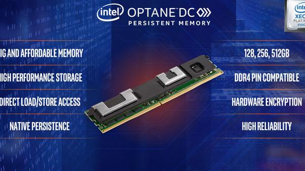 Optane DC Persistent Memory: Flüchtiger oder nichtflüchtiger Arbeitsspeicher mit 3D XPoint
