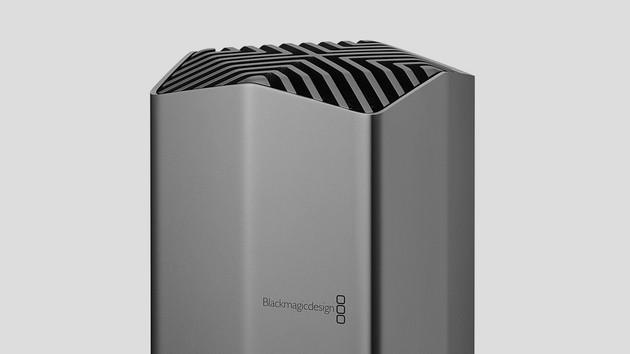 Blackmagic eGPU Pro: RX Vega 56 verdoppelt Leistung und Preis