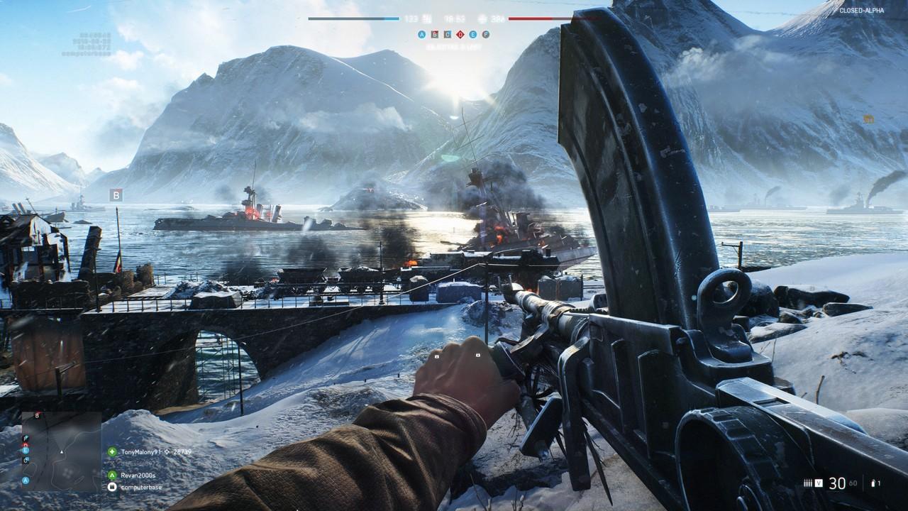 Systemanforderungen: Battlefield V verlangt nach mehr Grafikspeicher
