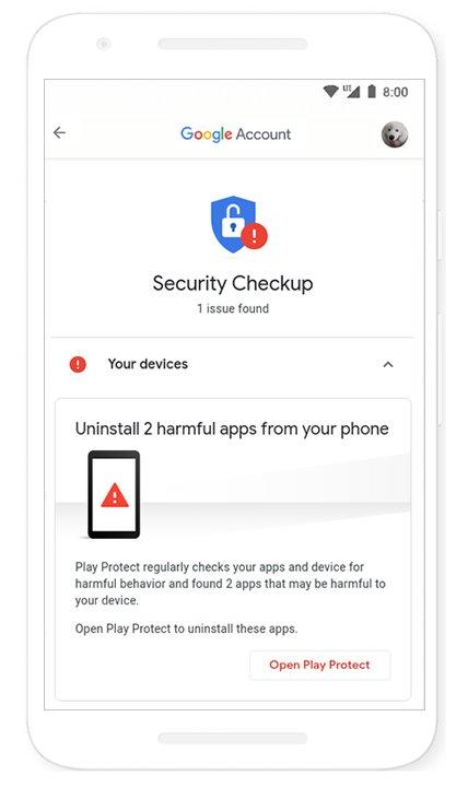 Google – Sicherheitsmechanismen