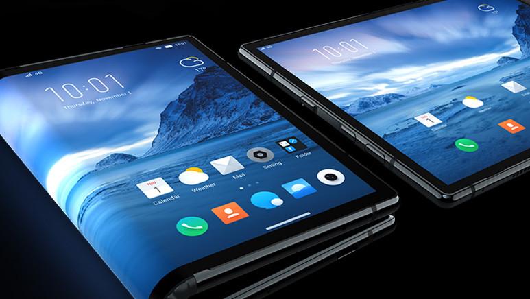 Royole FlexPai: Faltbares Smartphone kommt mit 7-nm-Chip von Qualcomm