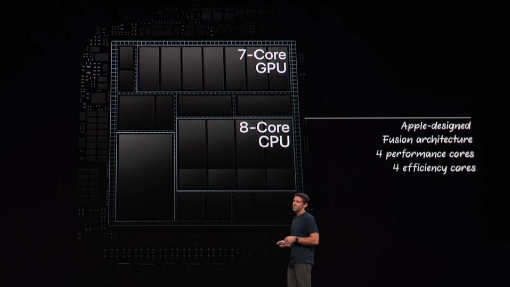 Nur im Geekbench: Apples A12X fast so schnell wie Intels Core i9-8950HK