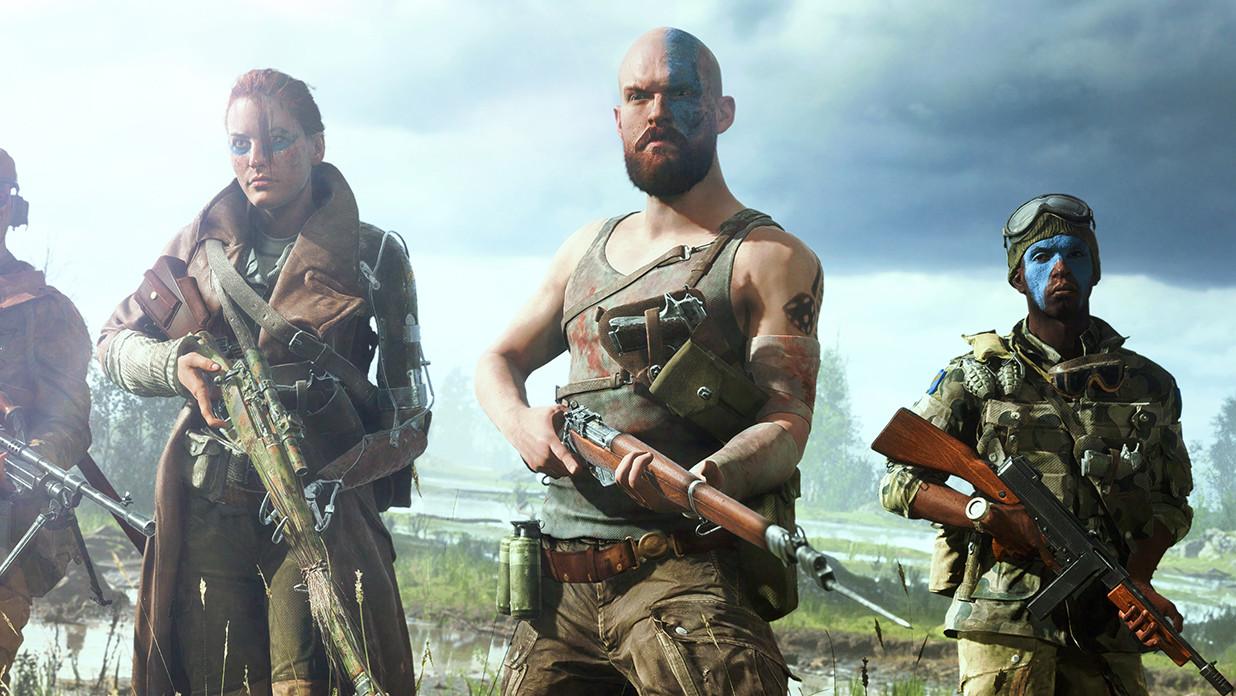 Battlefield V: Trailer zeigt die Multiplayer-Maps