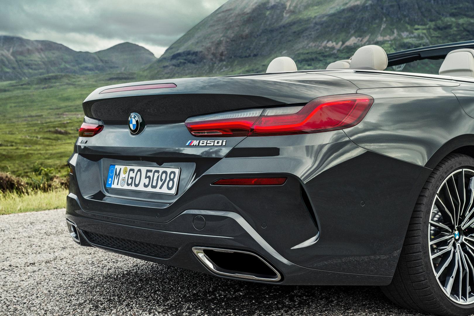 BMW 8er Cabrio (G14)