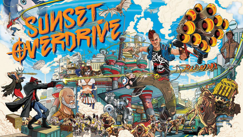 Sunset Overdrive: Unangekündigte PC‑Version erhält ESRB‑Altersfreigabe