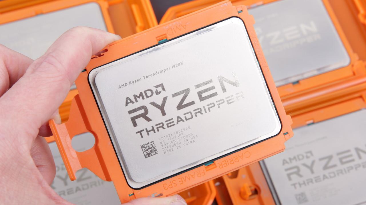 Wochenrückblick: Xeon gegen Threadripper, Apples A12X und MacBook Air