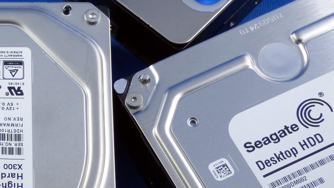 Festplatten: Seagate ist neuer Marktführer vor Western Digital